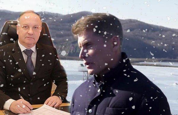 «Гуменюк, Кожемяко справляется без тебя!»: мэра Владивостока предложили упразднить из-за усилий губернатора