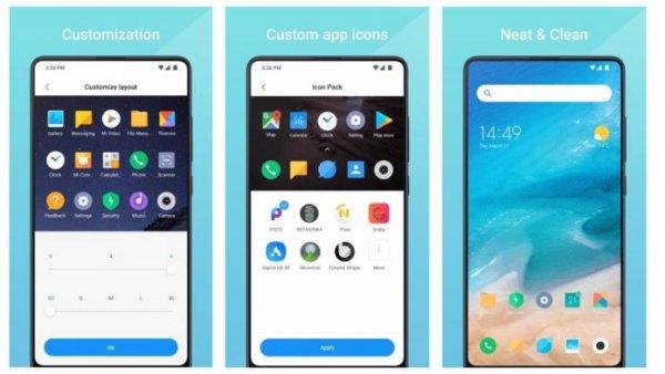 Как iPhone для бомжей: Xiaomi представила новый лаунчер для смартфонов