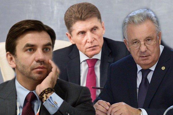 «Кожемяко следующий?»: Ишаев может стать не последним в череде задержек губернаторов