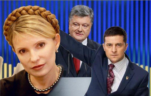 «Война, нищета, распад»: эксперты оценили последствия победы каждого из фаворитов предвыборной гонки на Украине
