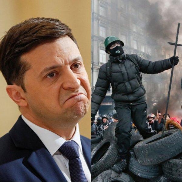 Сериал-предсказание: В своем новом шоу Зеленский показал, как разделит Украину