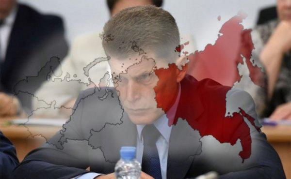 «Хозяин Дальнего Востока»: Кожемяко займется слиянием Приморья и Сахалинской области в один регион - СМИ