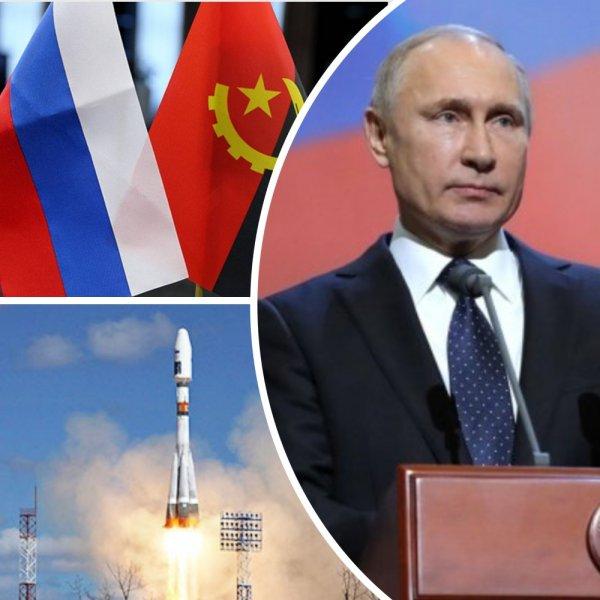 Гениальный стратег Путин: Ангола спасет Россию от позорного фиаско в космической гонке