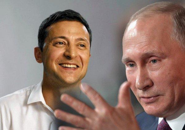 «Жертвовать территориями и людьми мы не будем»: Зеленский заявил, что готов к переговорам с Путиным