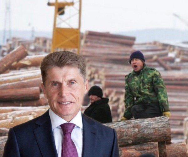 «Олег, что за дела!?»: Обещавший прогнать китайцев Кожемяко не торопится выполнять обещание