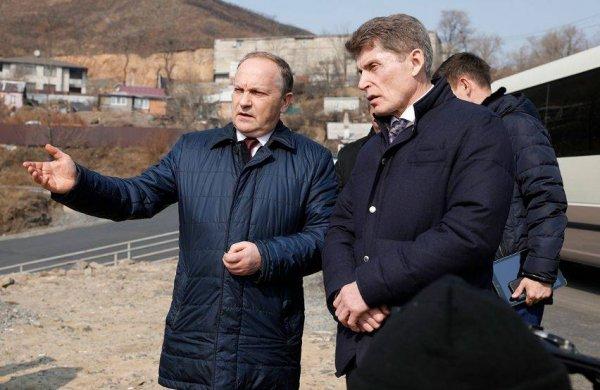 Ты - Олег и я - Олег, вместе мы Олеги: Назначение Гуменюка на должность мэра Владивостока может стать плачевным для города