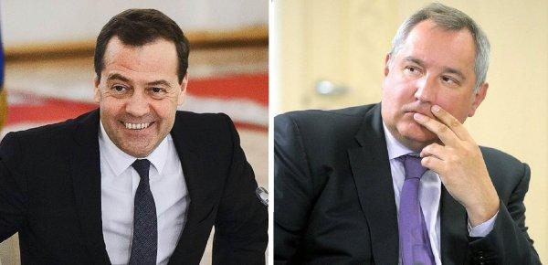 «Зачистка под Медведева»: Хищения в «Роскосмосе» позволят провалившемуся премьеру сменить Рогозина