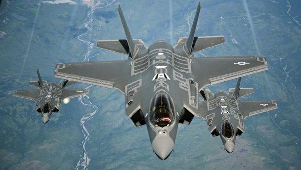 Из-за крушения самолёта F-35A Япония последовав примеру Италии, может отказаться от закупок самолётов у США