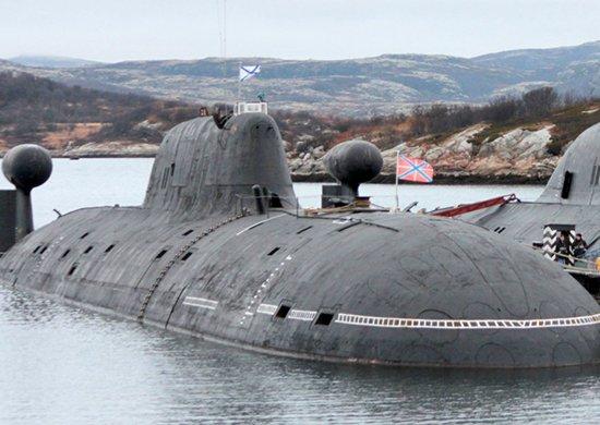 Источник сообщил, что новую российскую подлодку для «Посейдонов» спустят 23 апреля