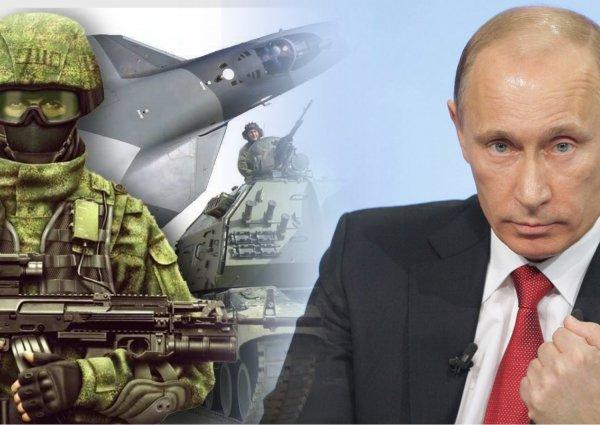 «Косить» не придётся: Опыт сирийской войны подсказал Путину бесперспективность призывной армии