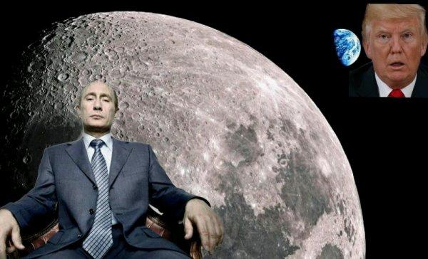 Космическая гонка возобновляется?: Путин и Совбез РФ планируют «сделать» США в битве за Луну