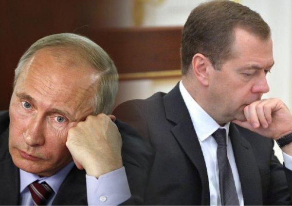 Путин мог «проморозить» Медведева перед визитом в Госдуму из-за обиды на правительство