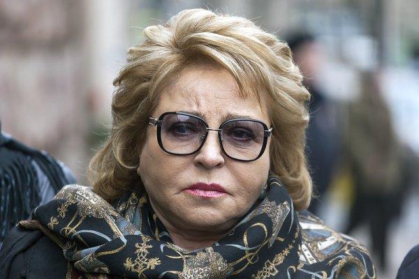 Замашки Совфеда: Бывшие привычки Матвиенко в ПФР могут окончательно «добить» пенсионеров