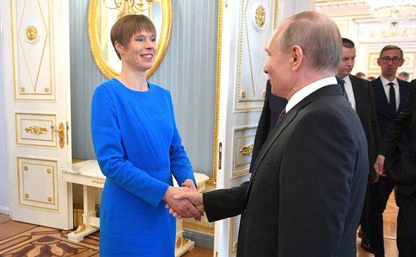 Встреча президентов России и Эстонии не в силах что-либо изменить: МИД Эстонии считает, что «никаких позитивных изменений не наблюдается»