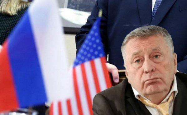 Двойной агент России и США?: Жириновский уберёг себя от судьбы Кобзона из-за того, что «много знает»
