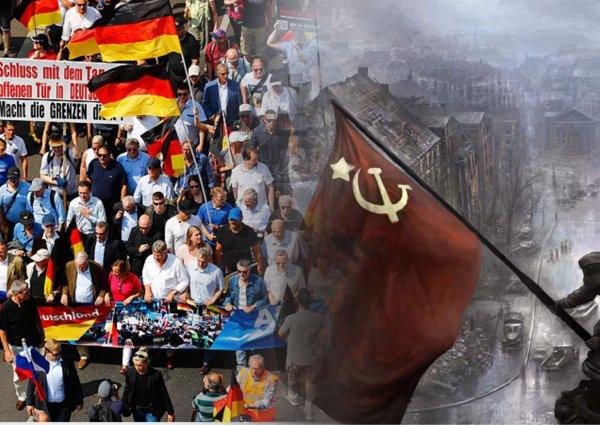 Если надо, повторим: Россияне могут помочь немцам изгнать гитлеровцев из Бундестага