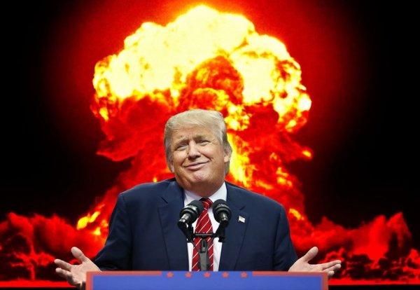 Дорогу лжецам: Россия уступит место в ядерном разоружении «мирным» США