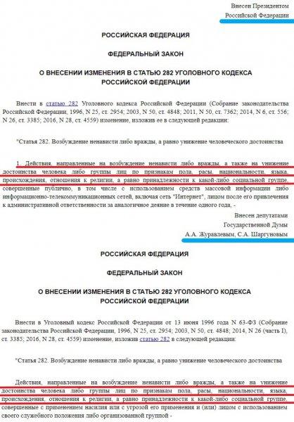 Все лавры царю: Путин «увел» у Жириновского закон о декриминализации статьи за «лайки»
