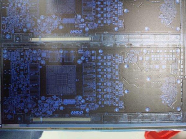 Конкурент NVIDIA? В сеть слили фото дизайны видеокарты AMD Navi