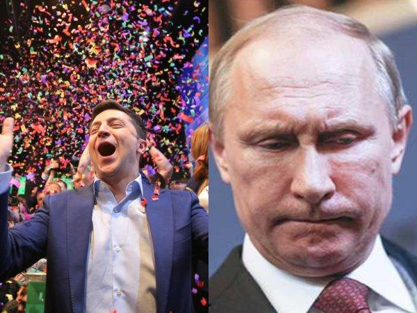 Битва Вов: Зеленский может стать в России популярнее Путина