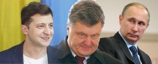 На «ты» и с угрозами: Пётр Порошенко припугнул Зеленского последствиями встречи с Путиным