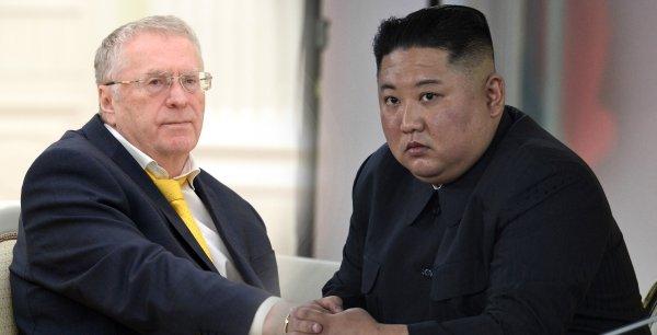 Поперёд Путина в пекло: Жириновский хочет стать лучшим другом Ким Чен Ына