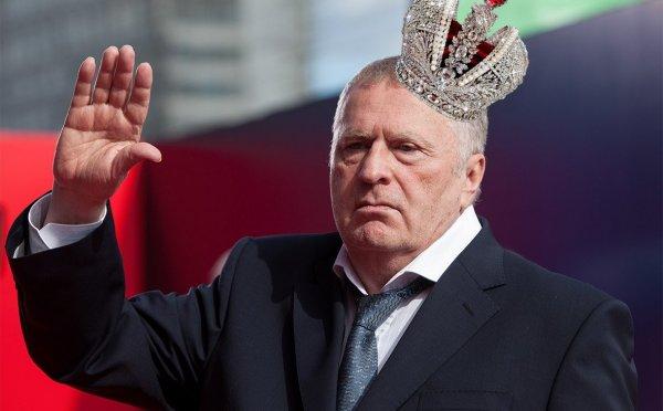 «Это вам немальчишка Зеленский»: В Сети Жириновского заподозрили в агитации за возвращение монархии в Россию