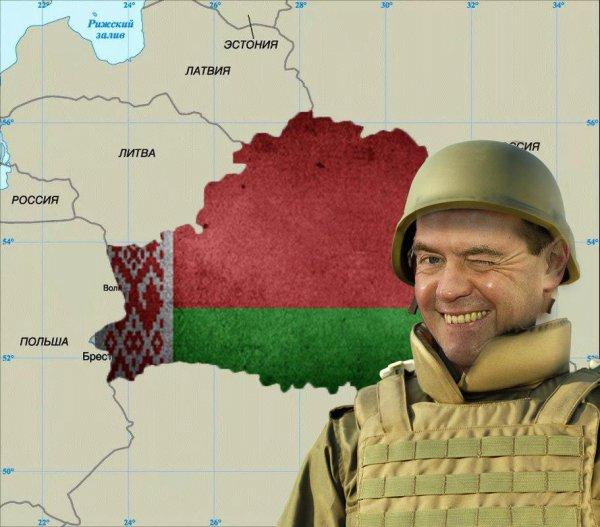 Медведев идёт в бой на Белоруссию?: структура отношений Минска и Москвы пережила сильные изменения