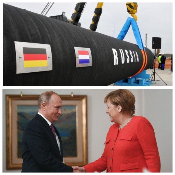 Ни шагу назад: Правящая партия Германии одобряет «Северный поток – 2»