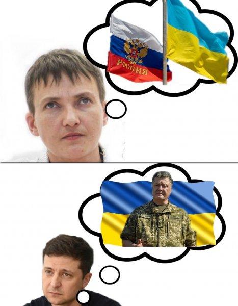 Нужна была Савченко, а не Зеленский: Россия сделала ставку не на того кандидата на выборах