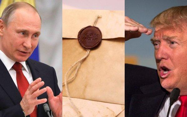Компромат рулит: Сговорчивость Трампа в беседе с Путиным объяснили шантажом