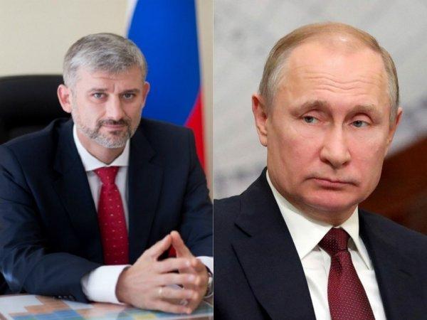 Путин может лично уволить министра транспорта Дитриха после трагедии в Шереметьево