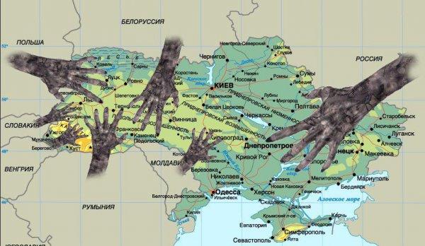 Добрососедский раздел страны: в Раде заявили о возможности уменьшения Украины из-за её соседей