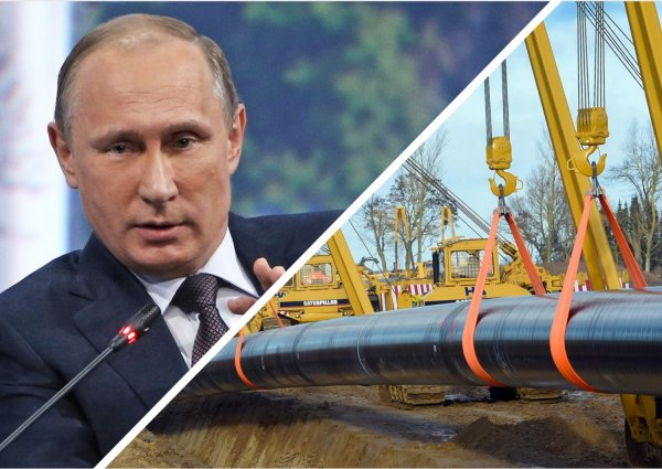 На подтанцовках у Путина: Австрия выступила за «Северный поток-2», унизив США