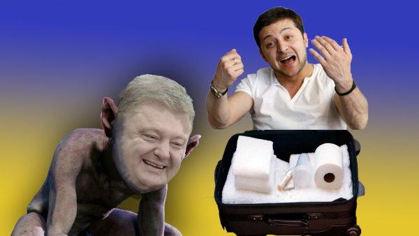 Зеленский сравнил Украину с номером в дешевом египетском отеле