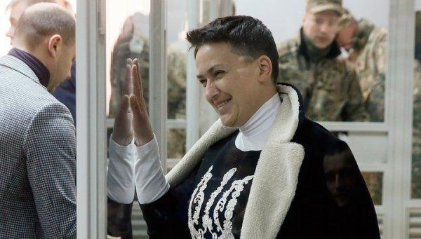 «Она накроет своим жиром весь фронт»: украинцы опасаются назначения Савченко на пост министра обороны