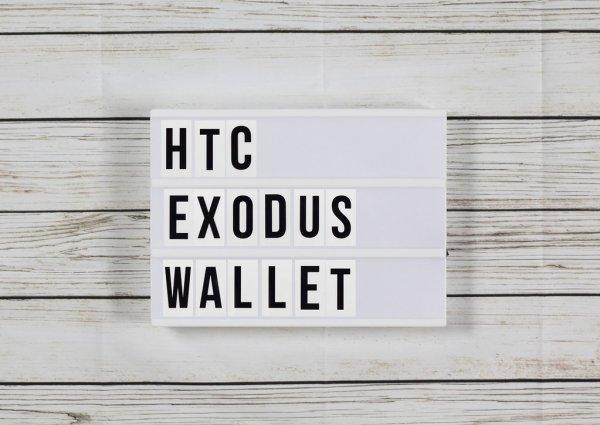 HTC представили Exodus 1s – смартфон для криптовалют