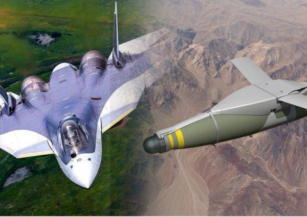 Победа в Сирии обеспечена? Истребитель Су-57 получит «умную» бомбу