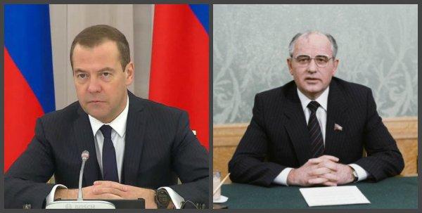 Перестройка-2: станет ли Дмитрий Медведев новым Михаилом Горбачёвым?