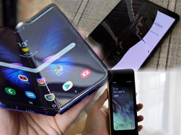 Заговор против Samsung? Galaxy Fold сломали специально – мнение