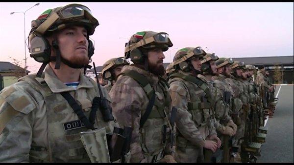 Власти США испугались чеченского спецназа
