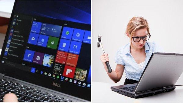 Microsoft провалилась: Пользователи отказываются от ПК из-за обновления Windows 10