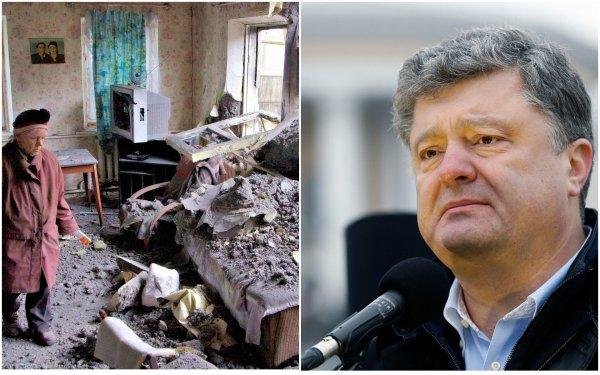 «Простите, люди добрые!»: Порошенко покаялся перед народом Украины за войну на Донбассе