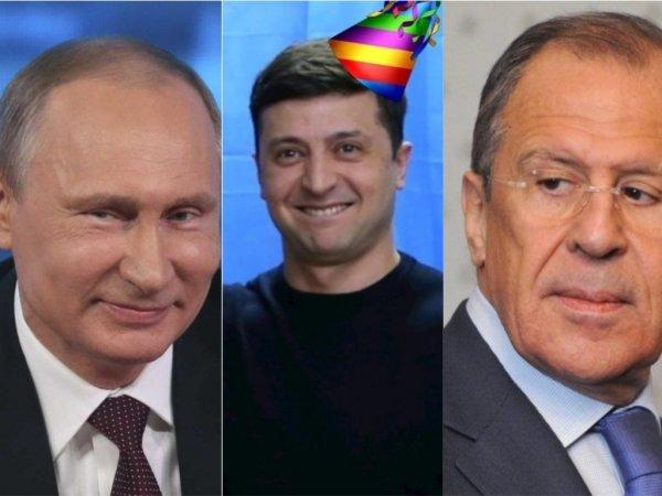 Лучшее поздравление: Путин и Лавров помогают Зеленскому выполнять его обещания по пленным