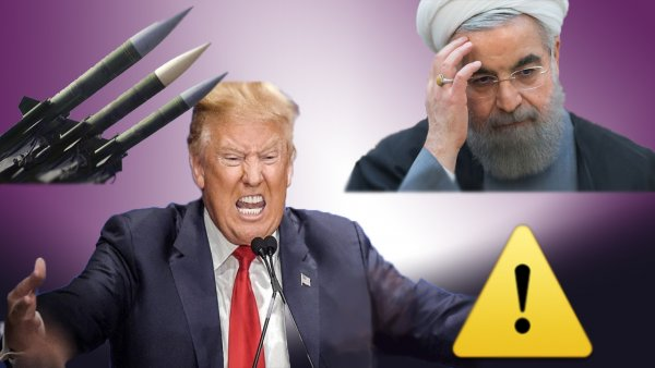 «Великая сила» США против Ирана: Трамп пригрозил Тегерану «расправой» при вмешательстве в их дела