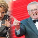 Матвиенко будет мстить? Жириновский мешает политике повышения рождаемости - эксперты