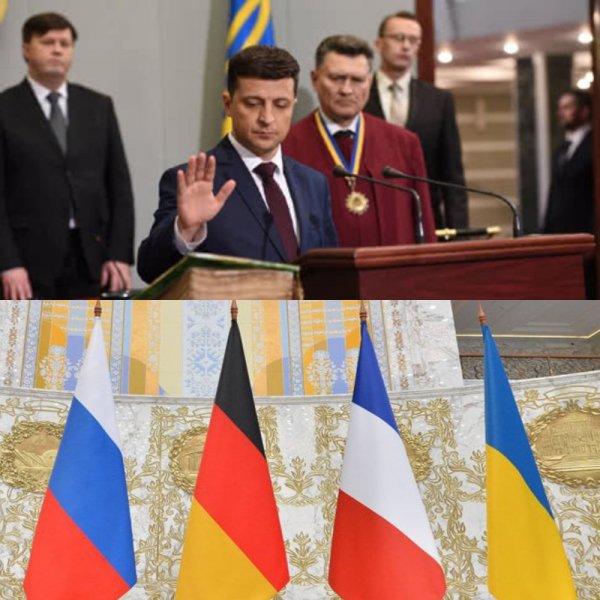 Президент, который смог? Зеленский готов выполнять Минские соглашения