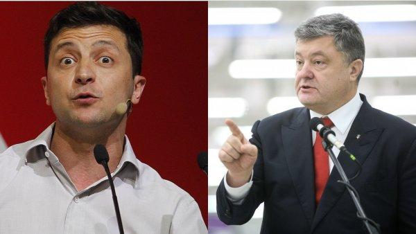 Русские такие коварные: Порошенко призвал Зеленского «не заигрывать» с Россией