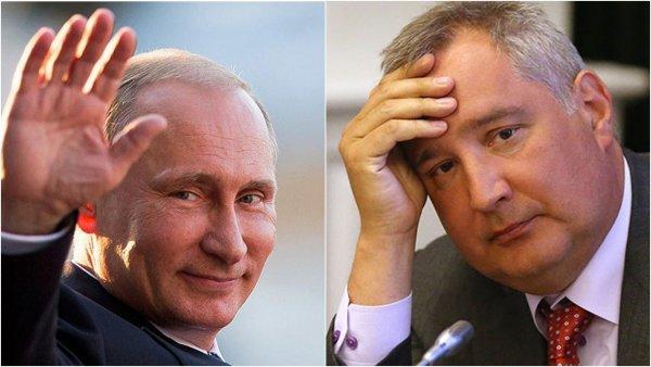 Рогозин, прощай? Главу «Роскосмоса» может подсидеть «дочь Путина»