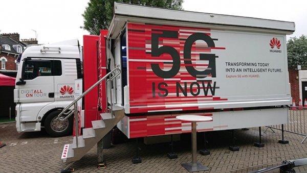 Санкции не помеха: Huawei обошла все компании по патентам на 5G